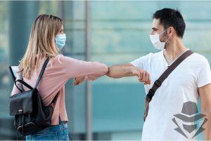 Ar pasitikėtumėte kaukės apsauga, jei lauke iš tikro siaustų mirtinas virusas?