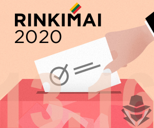 2020 rinkimuose Kiguolis partiją renkasi atmetimo būdu
