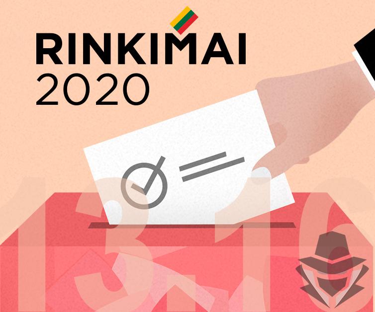 2020 rinkimai