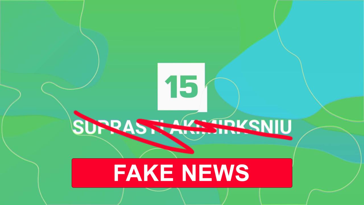 15min fake
