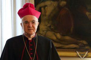 Visuotinis sąmokslas prieš Dievą ir žmoniją - Arkivyskupas Carlo Maria Vigano