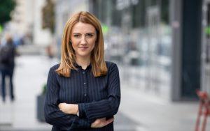 Daiva Žeimytė-Bilienė - ketinu nuolat prašyti paslaugų teikėjų informacijos apie periodinio testavimo rezultatus