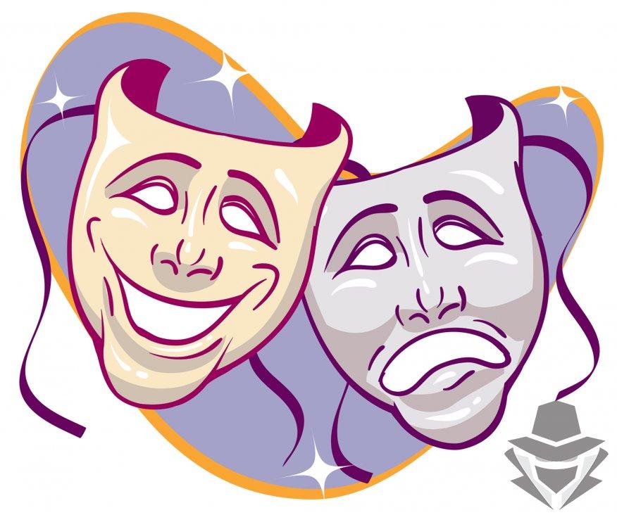 Privalomos drama kaukės