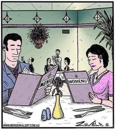 menu womenu