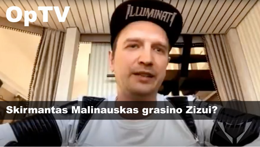 OpTV remote: Ugnius Kiguolis