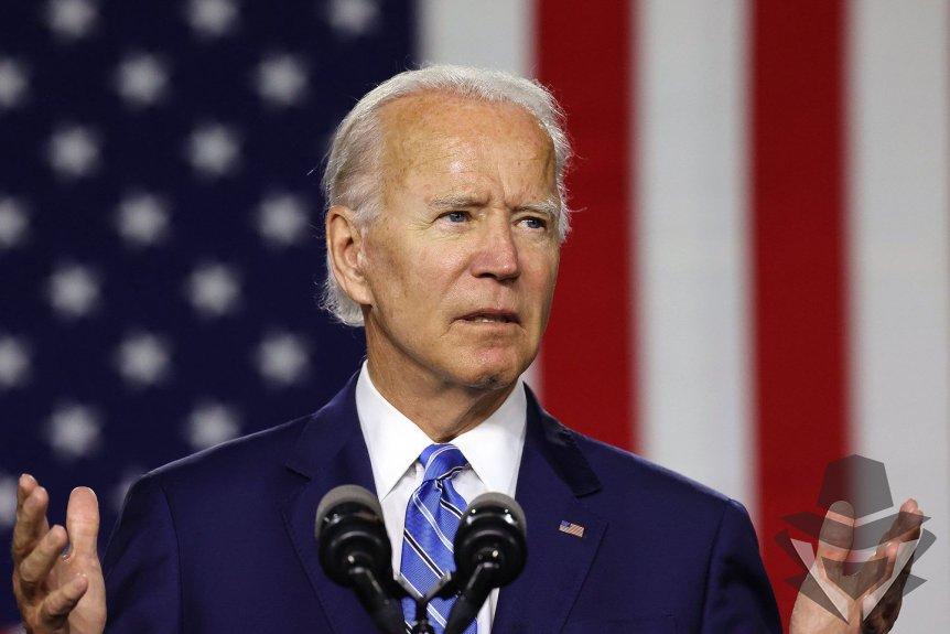 Joe Biden'as
