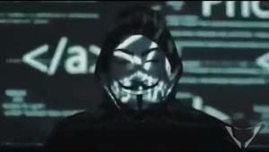 Feikinė Anonymous grupuotė paskelbė karą Ugniui Kiguoliui