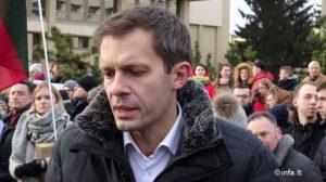 Andrius Tapinas galimai suklastojo rinkėjų parašus